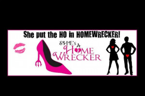 She's a Homewrecker is the latest slut-shaming site and it's ...