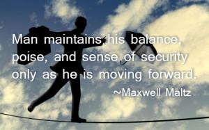 Maxwell Maltz Quote