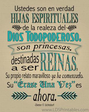 Destinadas a Ser Reinas / Destined to Become Queens