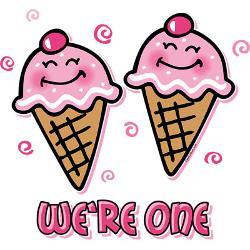 ice_cream_were_1_girls_greeting_card.jpg?height=250&width=250 ...