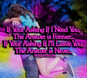 Forever Quotes | I Love U Forever Quotes | I Love U