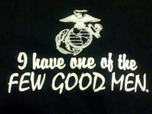 Marine Wife and Proud of It