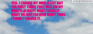 Things On My Mind Quotes