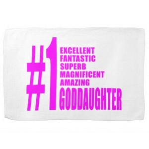 pink_modern_goddaughters_number_one_goddaughter_kitchen_towel ...