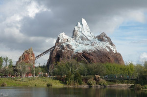 Expedition Everest en el parque tem tico Walt Disney Animal Kingdom