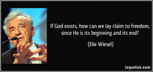 Philosophical Quotes About Gods Existence ~ If God exists, how can we ...
