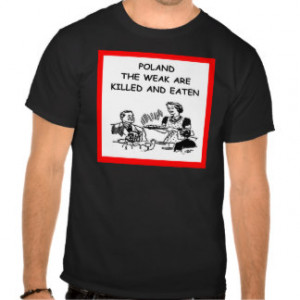 Funny Polish Joke Shirts