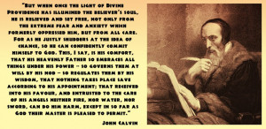 John Calvin Quote