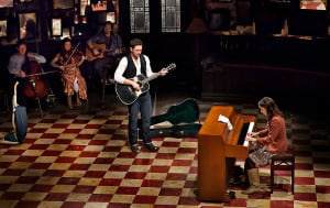 Once,' With Steve Kazee and Cristin Milioti, at Jacobs Theater
