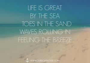 Sea Quotes About Life