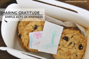 Sharing Gratitude with Simple Kid-Friendly Acts of Kindness