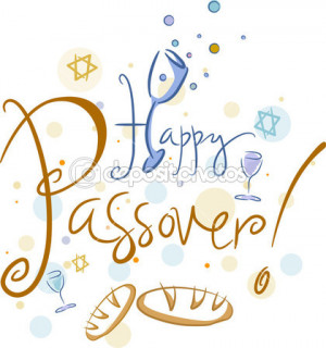 Happy Passover Stock Image
