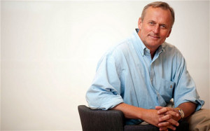 John Grisham: 'When I see someone in an airport lounge reading one ...
