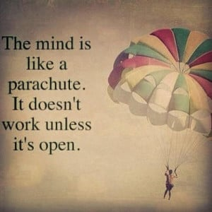 Parachute Quotes