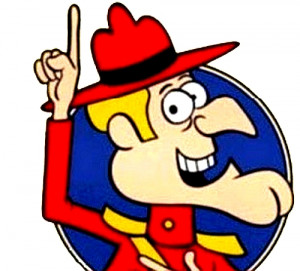 Dudley Do-Right Takes Charge In Libya