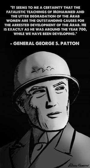 Patton on Islam
