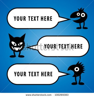 Related Pictures funny speech bubbles quotes