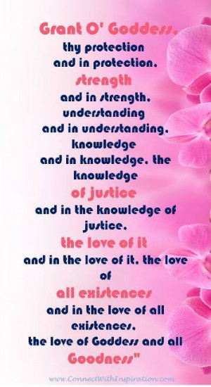 Prayer-Druid-Goddess-Grant-O-Goddess-Thy-Protection-V2-PQ-0146-2012-R ...