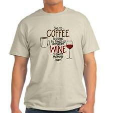 Cute Wine sayings T-Shirt