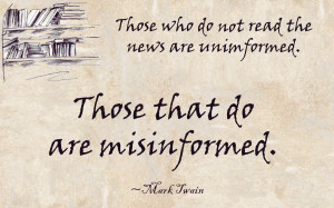 Mark Twain Quote Pic by ~ purplelex
