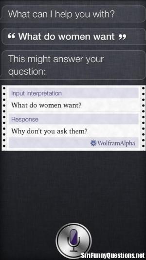 what do women want