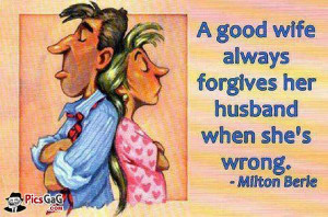 ... funny qualities of a good wife pictures hindi husband wife cartoons