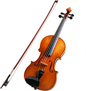 Viola is a string instrument similar to the violin but larger than it ...