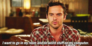 Nick Miller Quotes | via Facebook