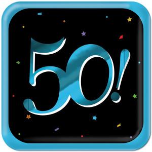 50th birthday milestone