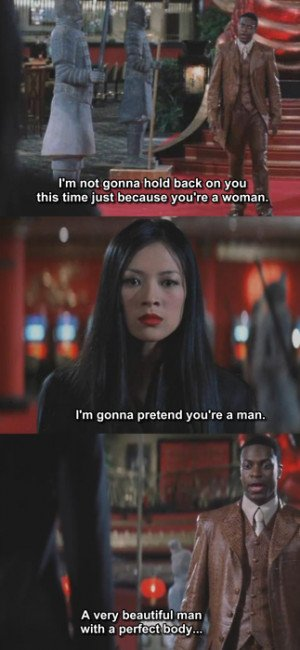 Rush Hour Quotes