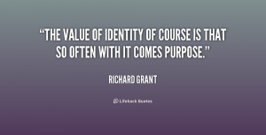 Quotes About Identity