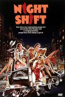 Night Shift (1982) Poster