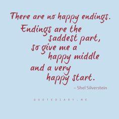 Shel Silverstein Quotes Happy Endings 7497d5f48214e5ddffa3276387 ...