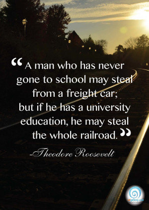 Funny Inspirational Quotes About Life Lessons Education Quotes Famous ...