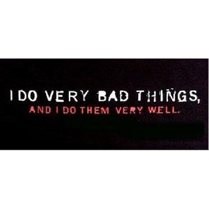 Bad girl quotes image by vivien_2007 on Photobucket