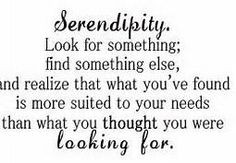 serendipity quotes - Bing Images More