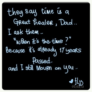 In loving memory Dad quotes