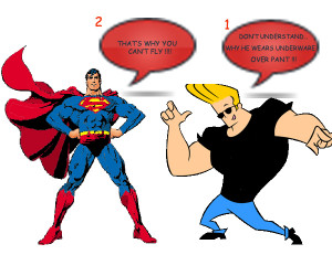 Super Hero Quotes