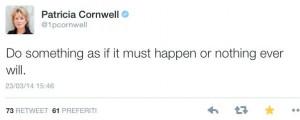 Patricia Cornwell Quotes
