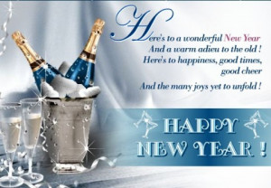 Create a New Year Greeting Card to Boom 2012 Business