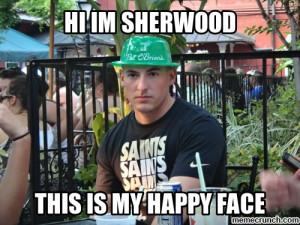 White People Be Like When Black People Say Hi Hi im sherwood