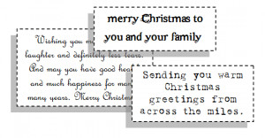 Funny Christmas Greeting Card Quotes ~ Christmas Greeting Card Sayings ...