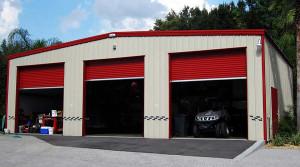 Auto Repair Shop Building Designs