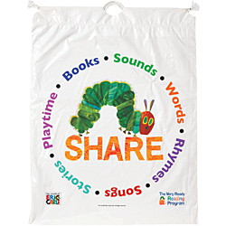 Eric Carle The Very Ready Reading Program Book Bag