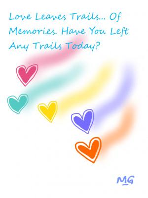 Love And Memories