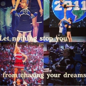 Competitive Cheer Quotes You cheerleading allstar