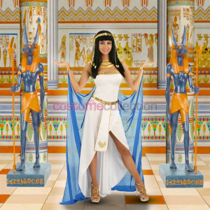 Ancient Egyptian Queen Cleopatra