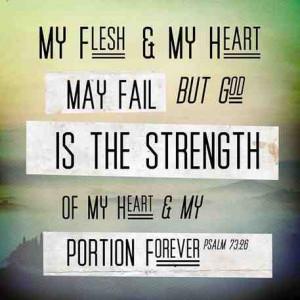 Strength Bible Verses 07