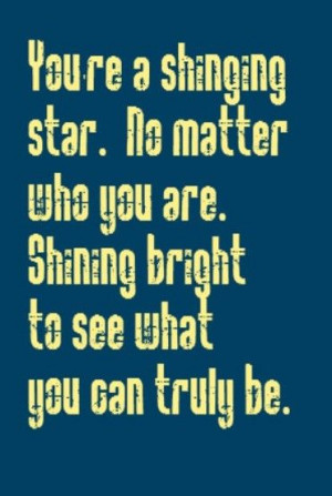 ... Shining Star - song lyrics, music lyrics, music quotes, song quotes