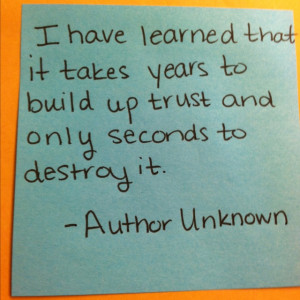 Quotes About Lessons Learned